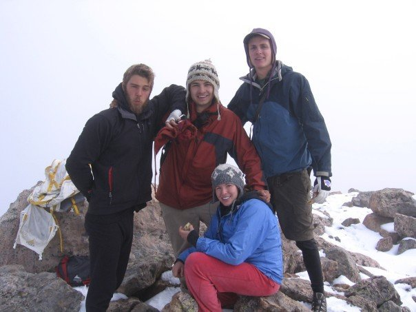 SNOWY SUMMIT!!! Mount of the Holy Cross