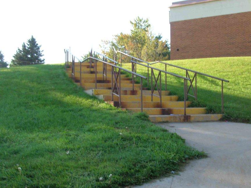 MiddleSchool Rail