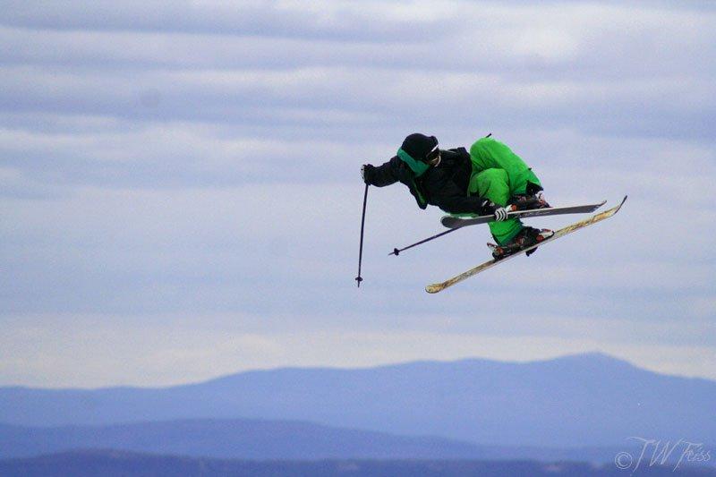 Dude in green pants @ VT Open