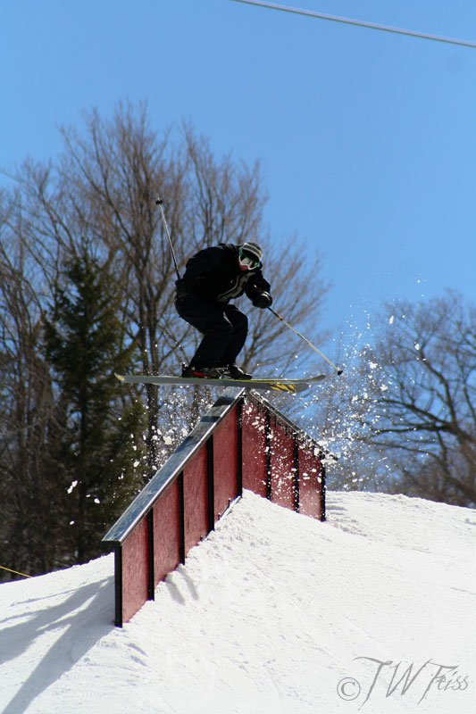 Main Park Rail VT Open