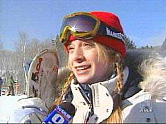 World Champion Mogul Skier
