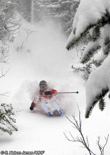 Nice Stowe Pow Shot from Meathead Films
