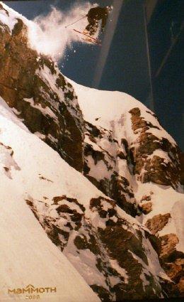 Mammoth Cliff Drop