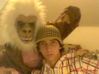 Me and the steezy gorillllaaaa