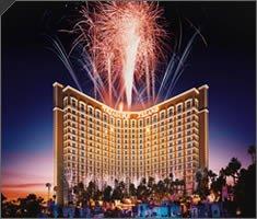 That´s TI ( Treasure Island) at Las Vegas