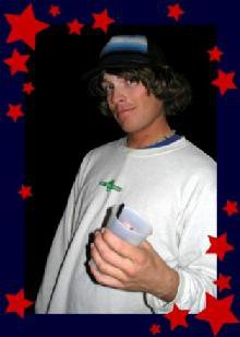 Me at the Ratskeller..drinkin'