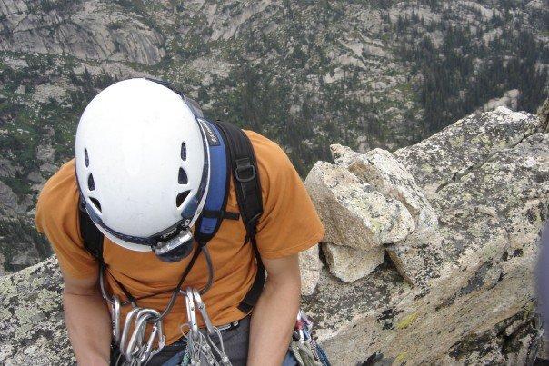 1,600 Feet Up- Summit