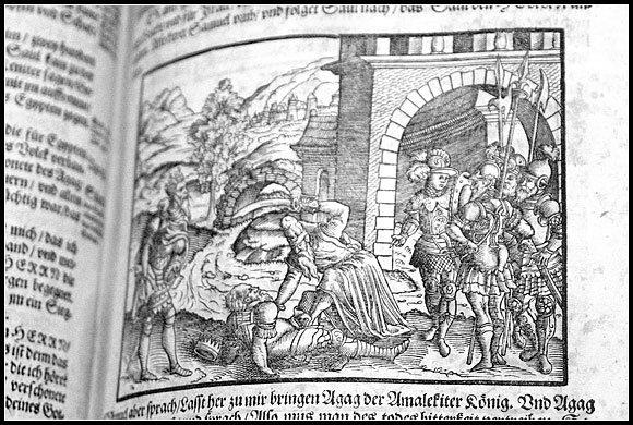 1581 Book Illustration