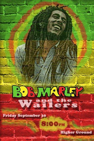 Finished bob poster