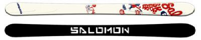 2007 Salomon 1080 Foil