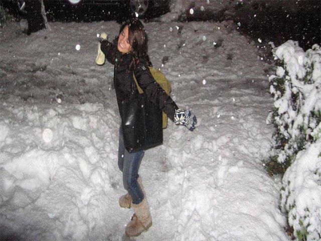 Khryxtan in the snow