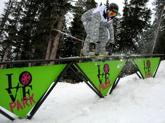 Opening day at Loveland