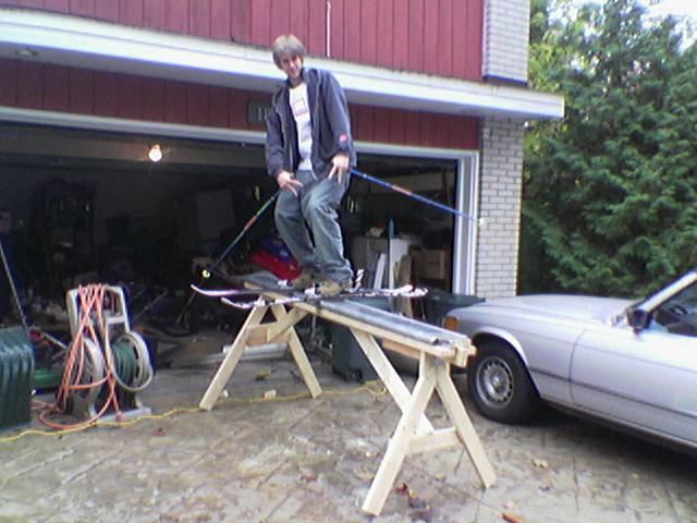 Jib we built
