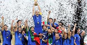 Fabio''just do it'' cannavaro & co...niente..