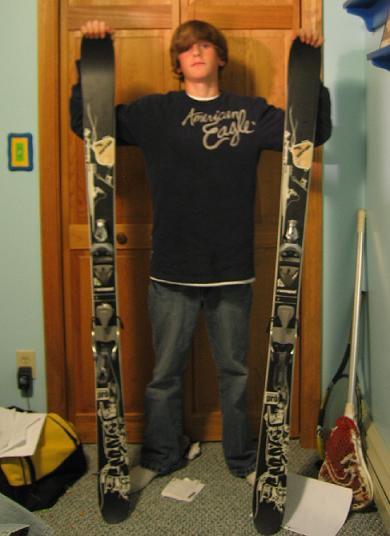 New skis 2