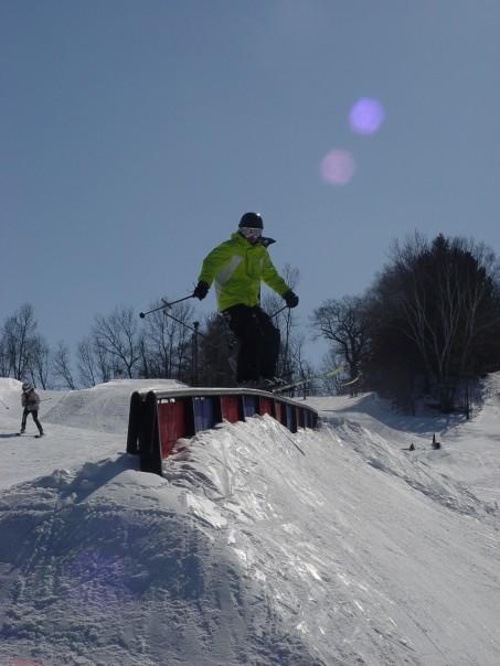 42 ft rail