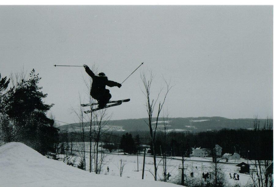 Matt mcfabulous jumping