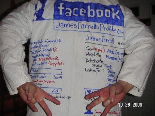 "Haloween '06  ""FACEBOOK"""
