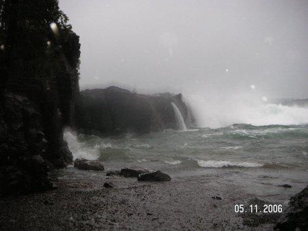 May Storm - Lake Superior
