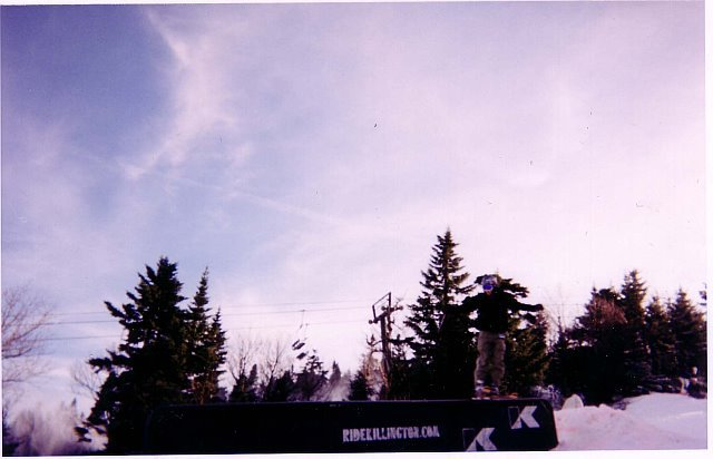 Killington Rail