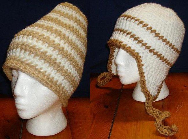 2 hats for customer