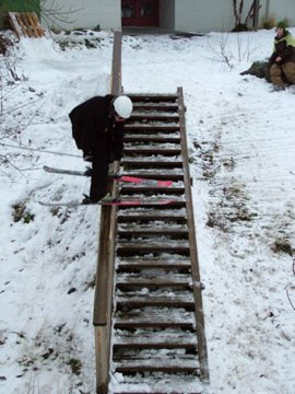 This is a funny rail