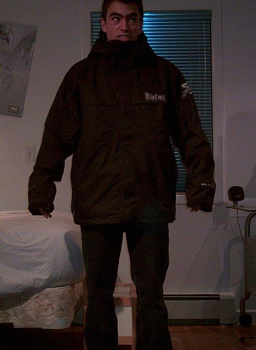 New Team jacket (Ripcurl)