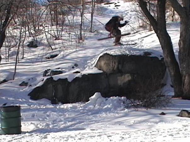 Enger Cliff Drop