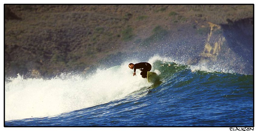 Channel islands surf