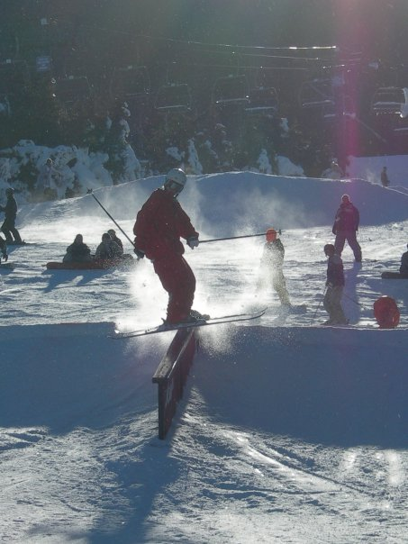 Butter on at killington opening weekend