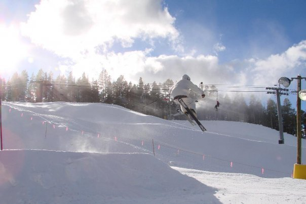 Keysone jump