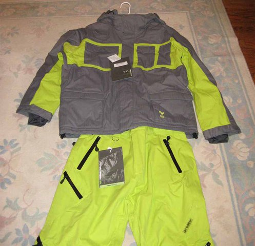 Suit for sale - for thread