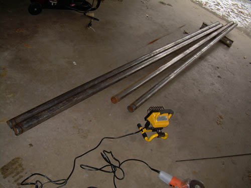 Turning 164lb of steel into a double barrel