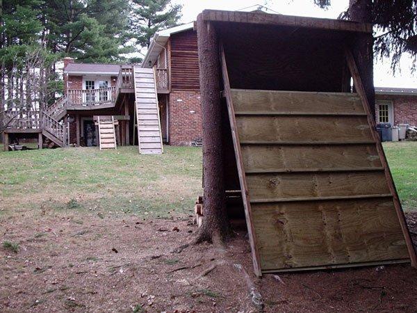 Backyard Setup 8