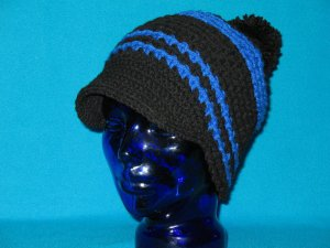 2nd brimed hat