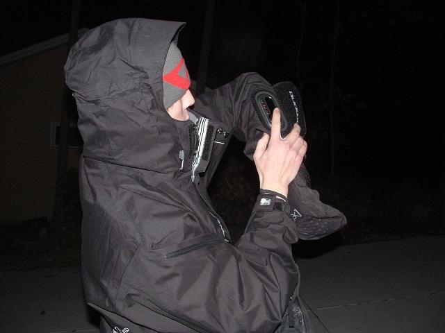 Audex jacket