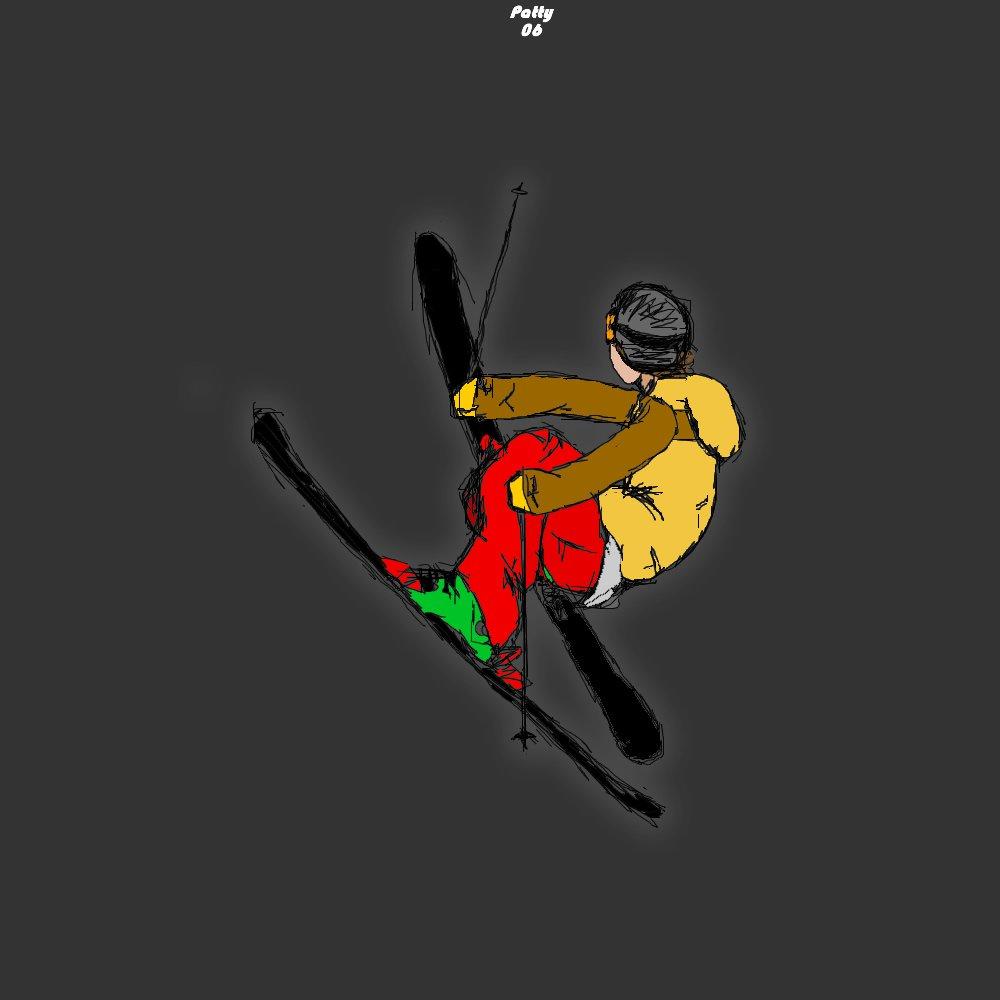 Skier One