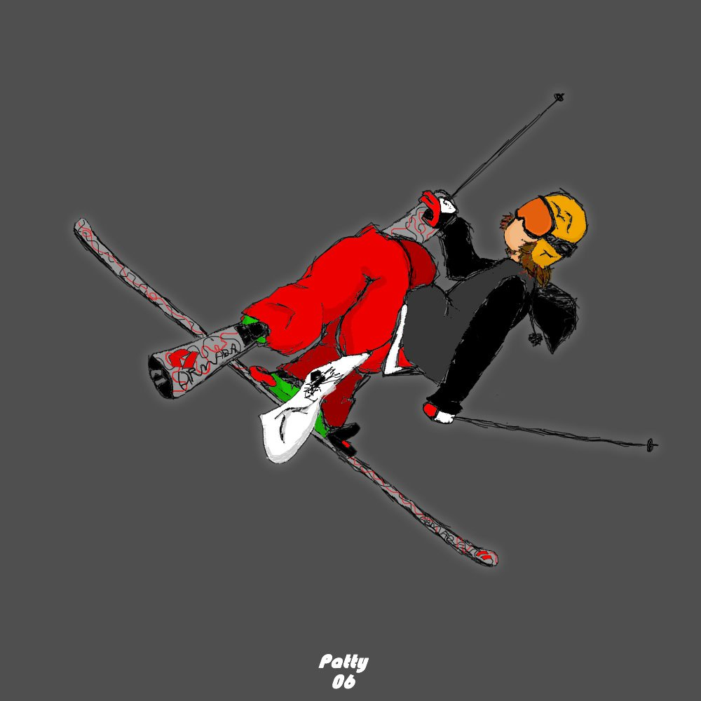 Skier Two
