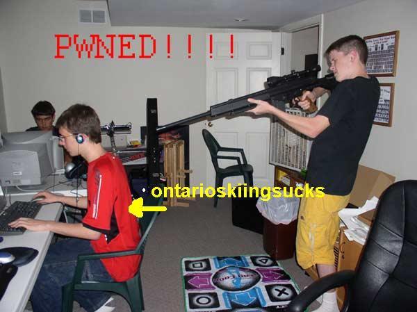 I got pwned
