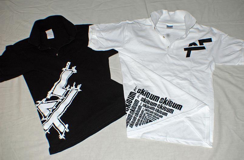 SkiBum Polo Shirts