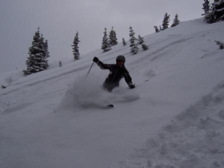 Breck powder