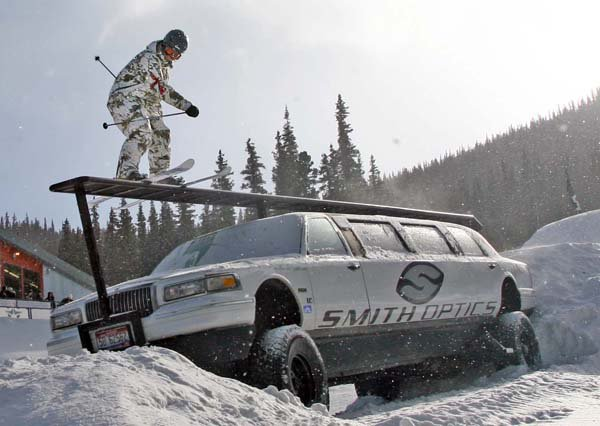 Me outward 270 off smith limo