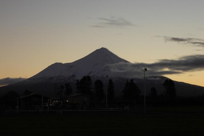 Mountain again