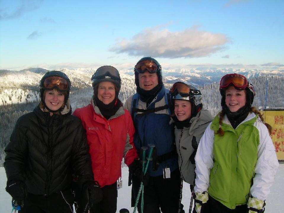 La Familia a la Montana Grande