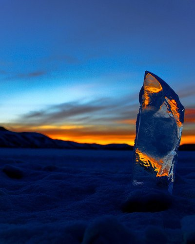 Fire in Ice