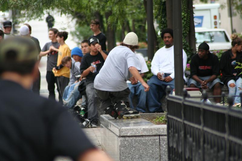 Skate Comp in DC