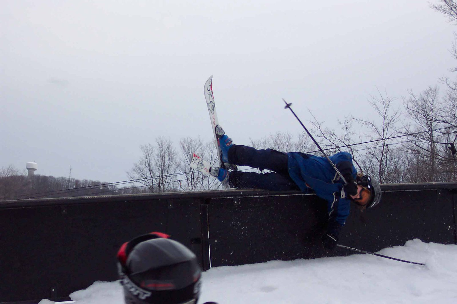 How Not to Ride a Rail