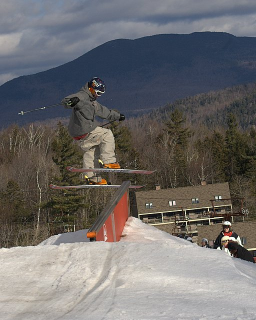 Sunday River No Bib Jib #2