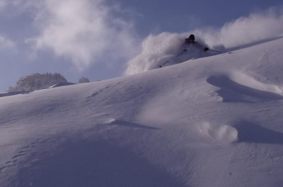 Sun, wind and pow