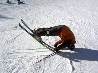 Ski Stretch